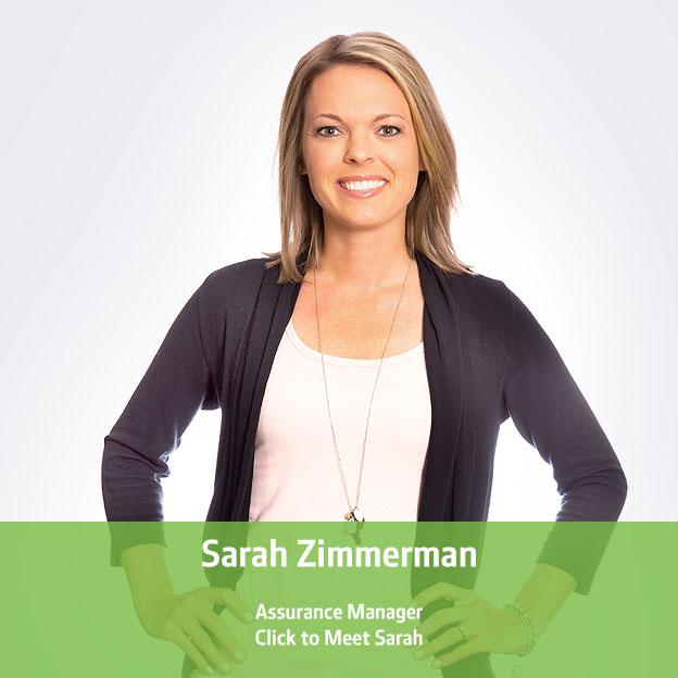 Sarah Zimmerman