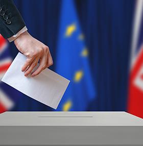 Britons Vote to Leave EU