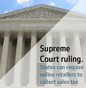 Supreme Court Ruling Reinforces Compliance Needs - Quill is Killed: Multi-state businesses pay attention