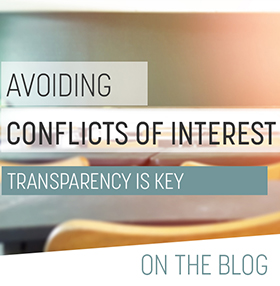 Transparency Key for Charter School Staff and Board Members to Avoid Conflicts of Interest